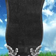 гранитный памятник не стандартной формы