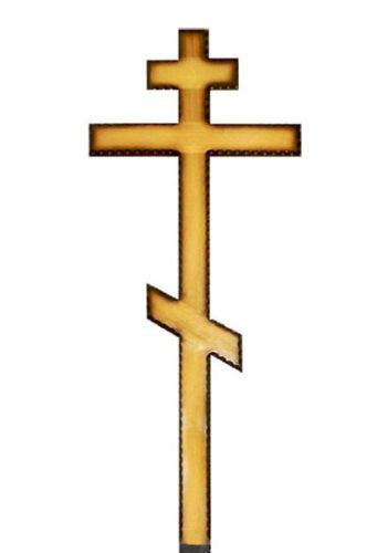 крест сосновый прямой