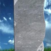 Памятник на кладбище из мрамора